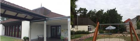 Ein Familienzentrum mit zwei Standorten