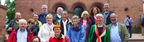Chorausflug von Sing & Praise nach Seligenstadt