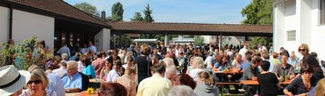 Herzliche Einladung zum Pfarrfest St. Marien