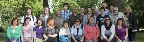 Ökumenischer Helferkreis besucht Mannheim