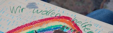 """Die Kinder- und Jugendgruppe """"Die Chillies"""" der Kirchengemeinde St. Marien hat sich jetzt mit dem Thema """"Flucht"""" auseinandergesetzt."""