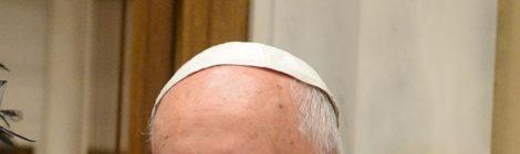 Aufruf zur Unterstützung für Papst Franziskus