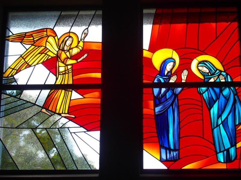 Fenster Griesheim einige bilder unserer neuen kirchenfenster